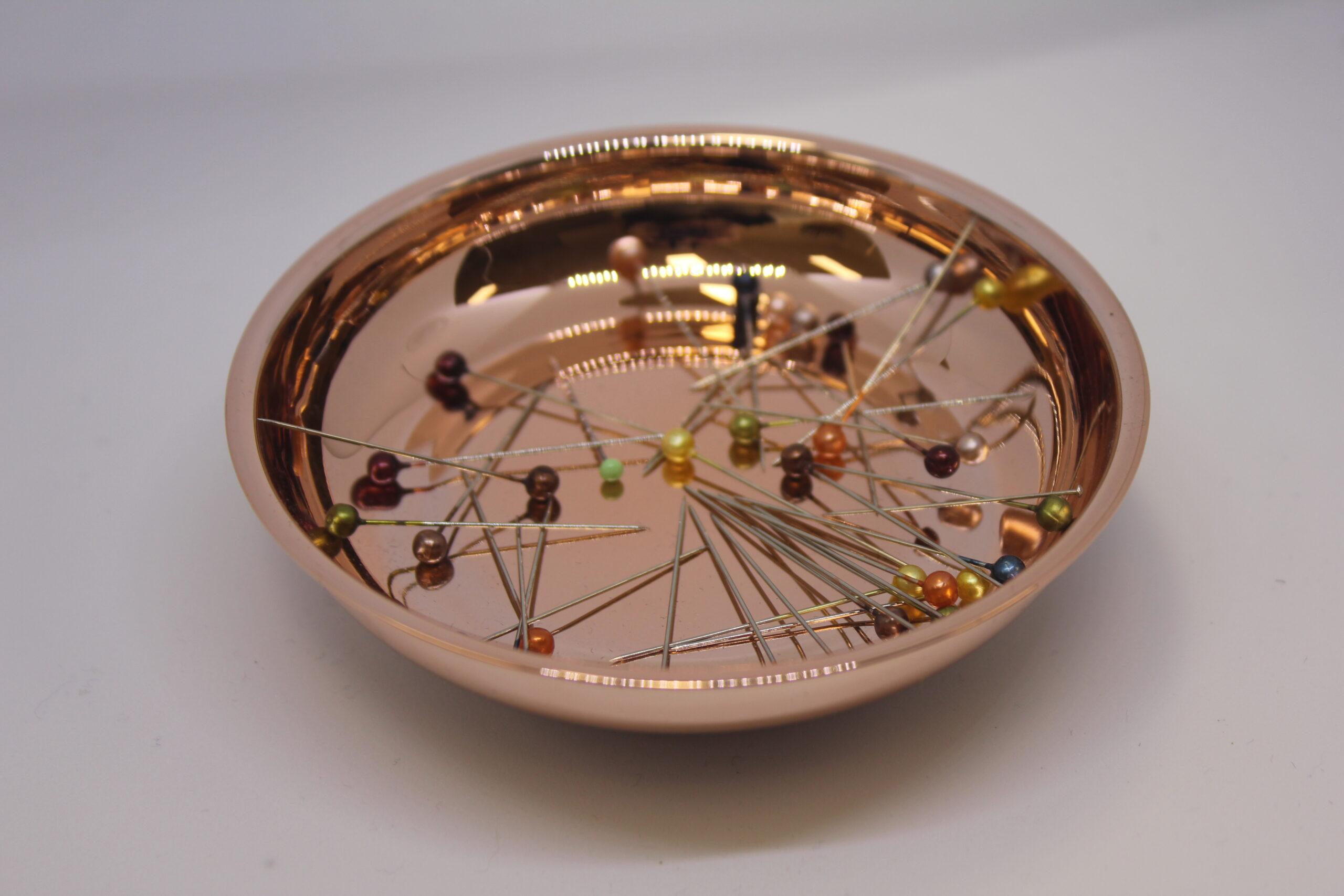 magnetschale rosegold