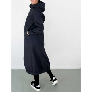 hoodie dress schnittmuster