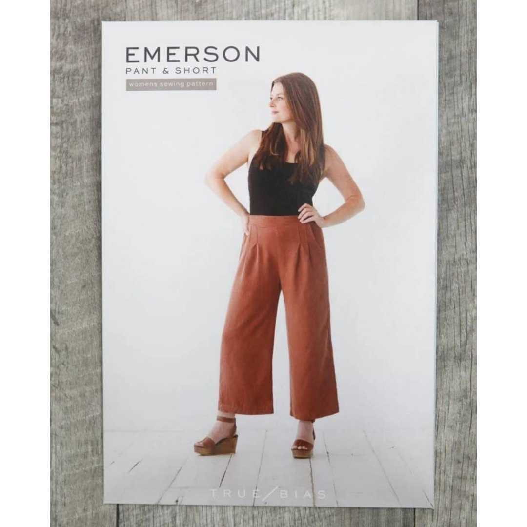 emerson hose schnittmuster