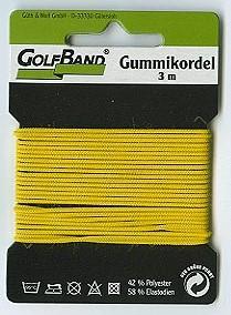 gummi gelb