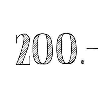 200.-