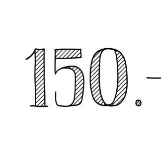 150.-