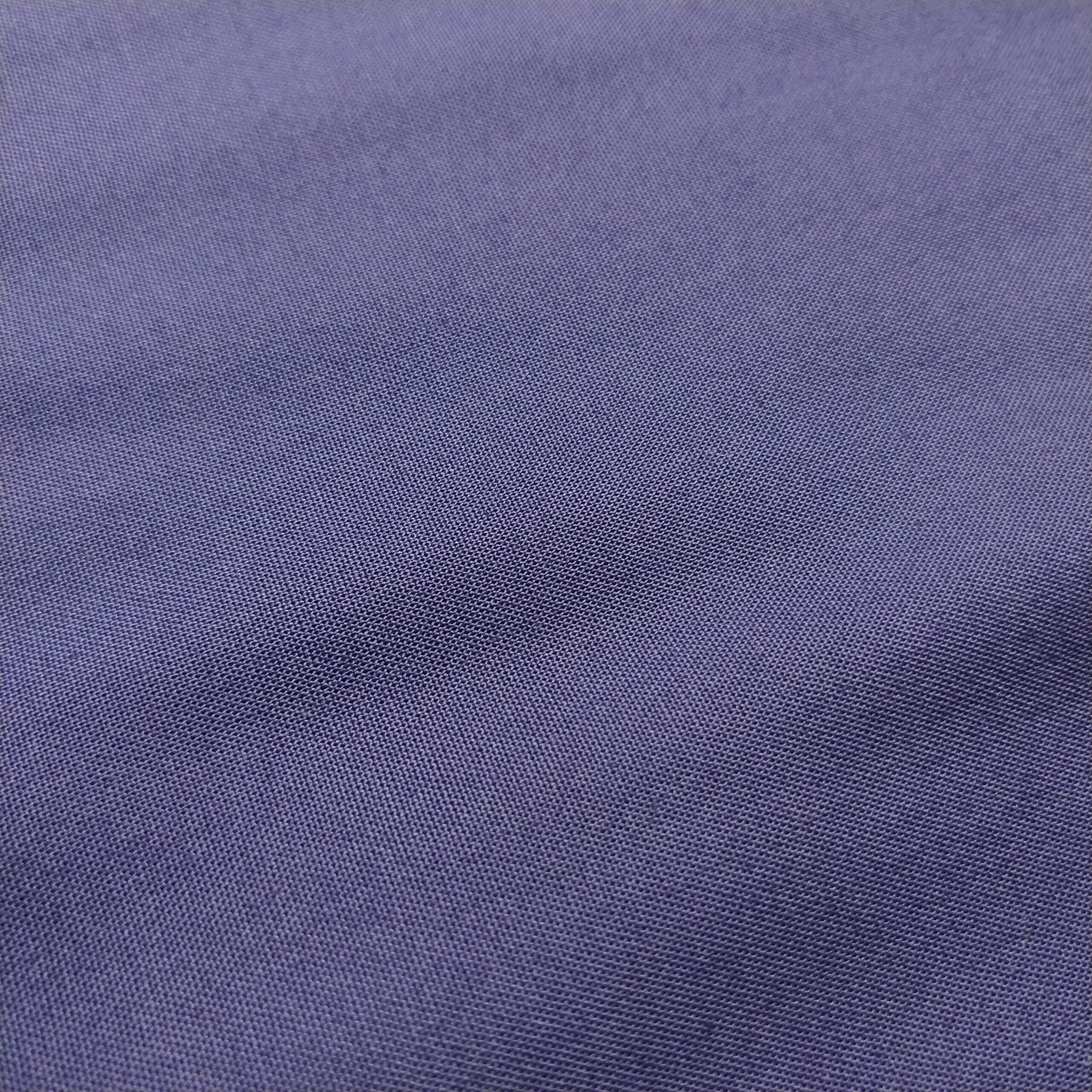 popeline dunkelblau
