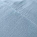 double gauze blue shadow