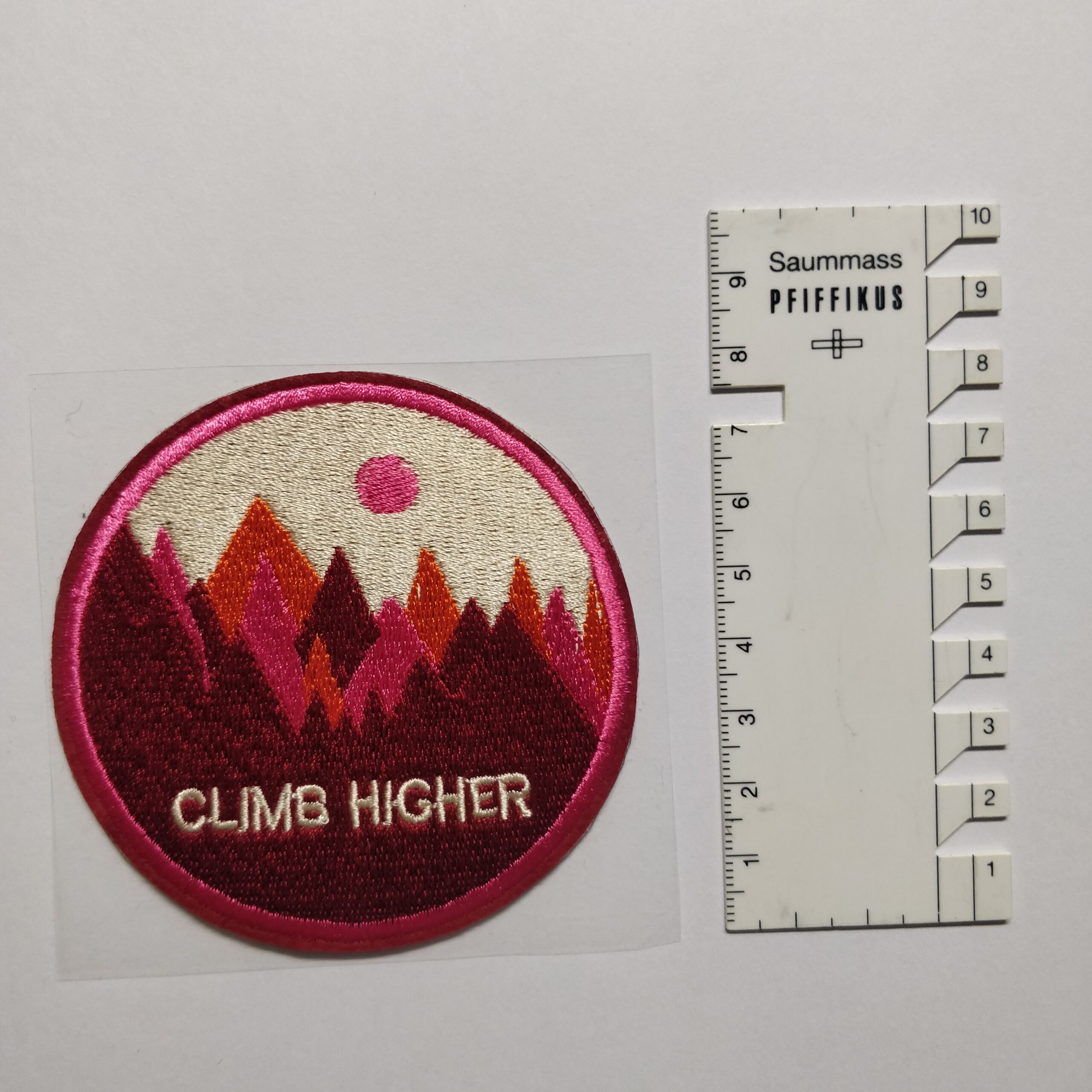clim higher patch
