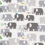 elephants cloud 9 bw