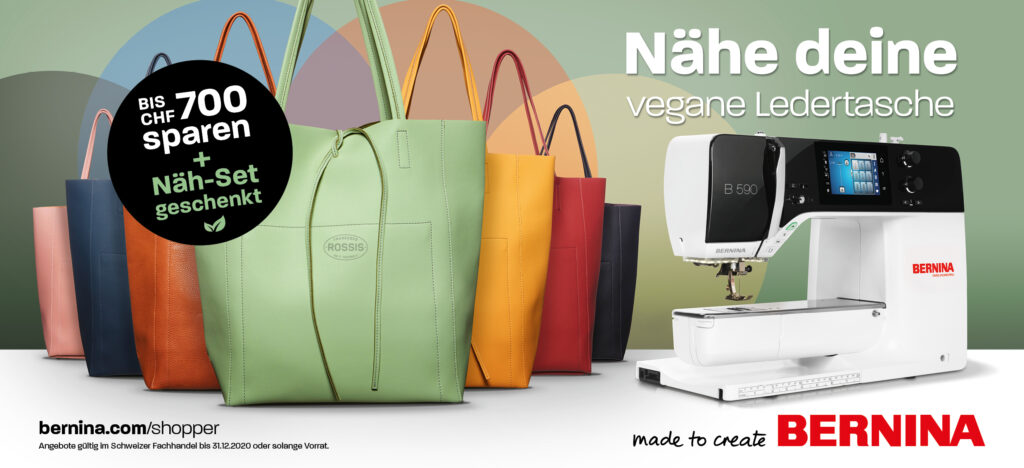 Vegan Shopper Bernina