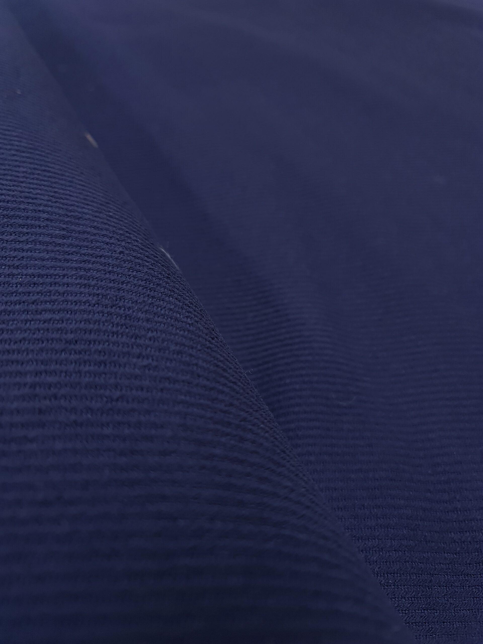 diagonale streifen, blau, wolle