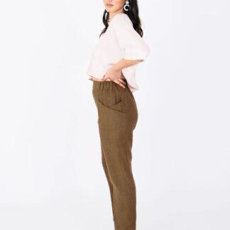 palisade pants, papercut