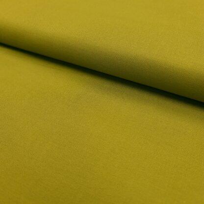 grün uni baumwolle