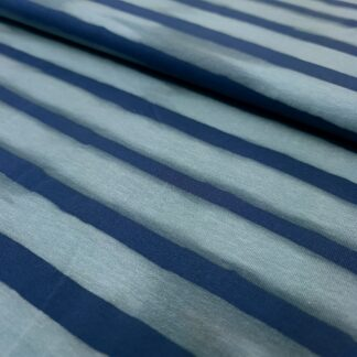 grau blau gestreift JERSEY