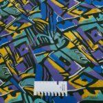 80s viskose graffitti