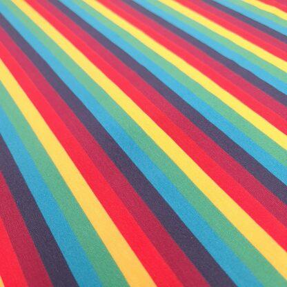 regenbogen streifen jersey