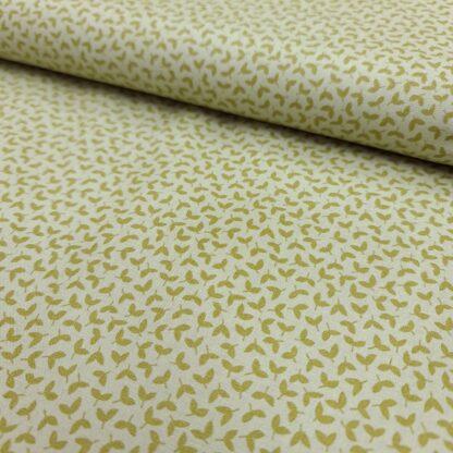 leaf baumwolle grün
