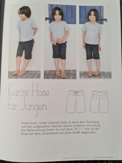 kinderkleider imjapanischen stil nähbuch