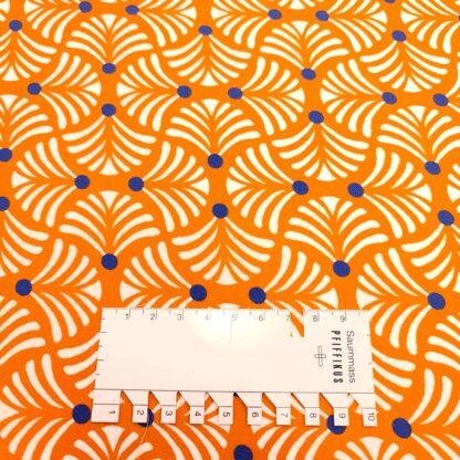 emilie orange jersey