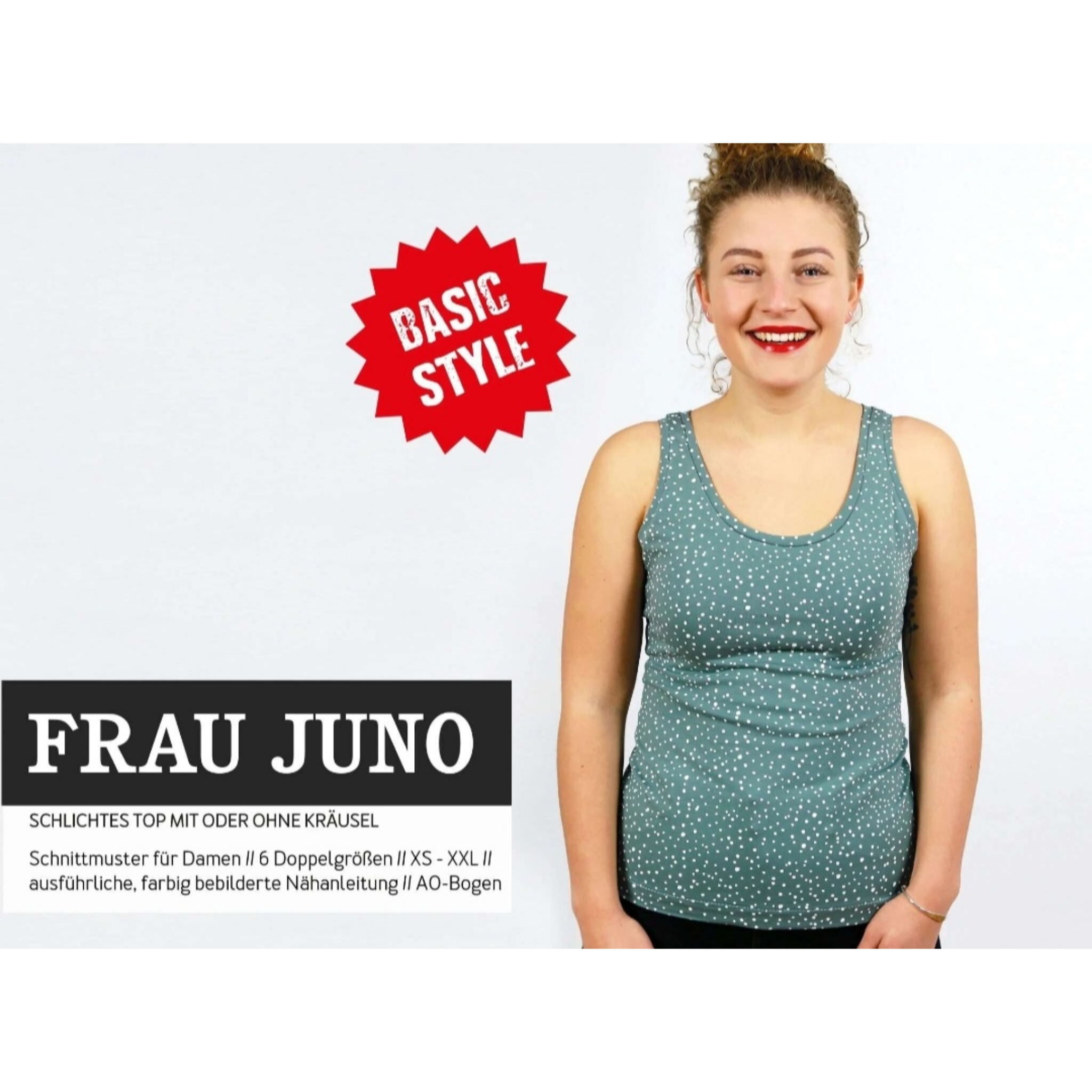 FRAU JUNO schnittmuster studio schnittreif