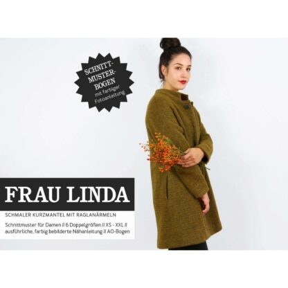 FRAU LINDA schnittmuster studio schnittreif