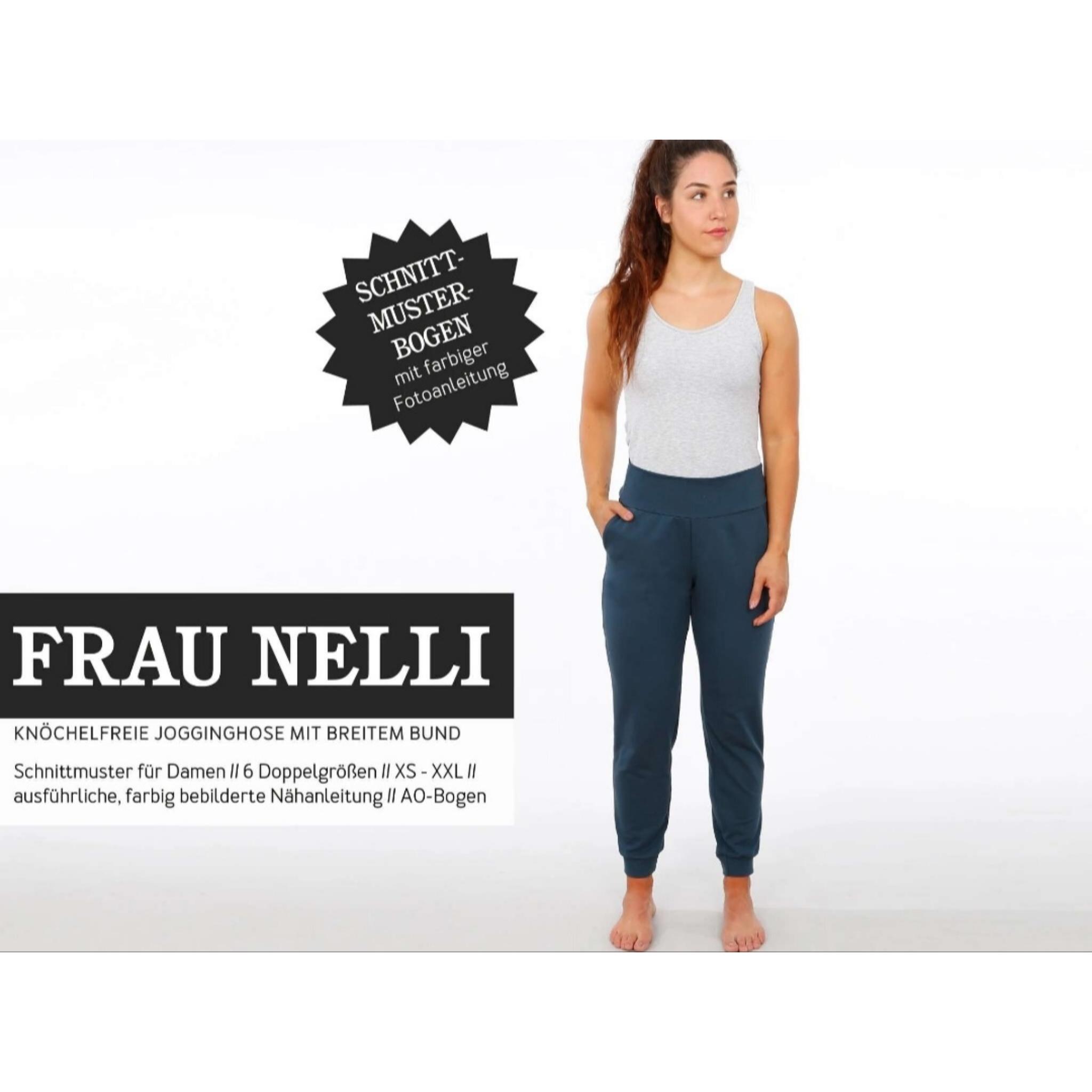 FRAU NELLI schnittmuster studio schnittreif