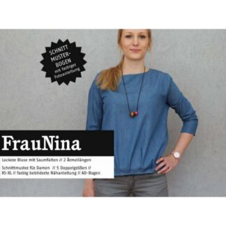 FRAU NINA schnittmuster studio schnittreif