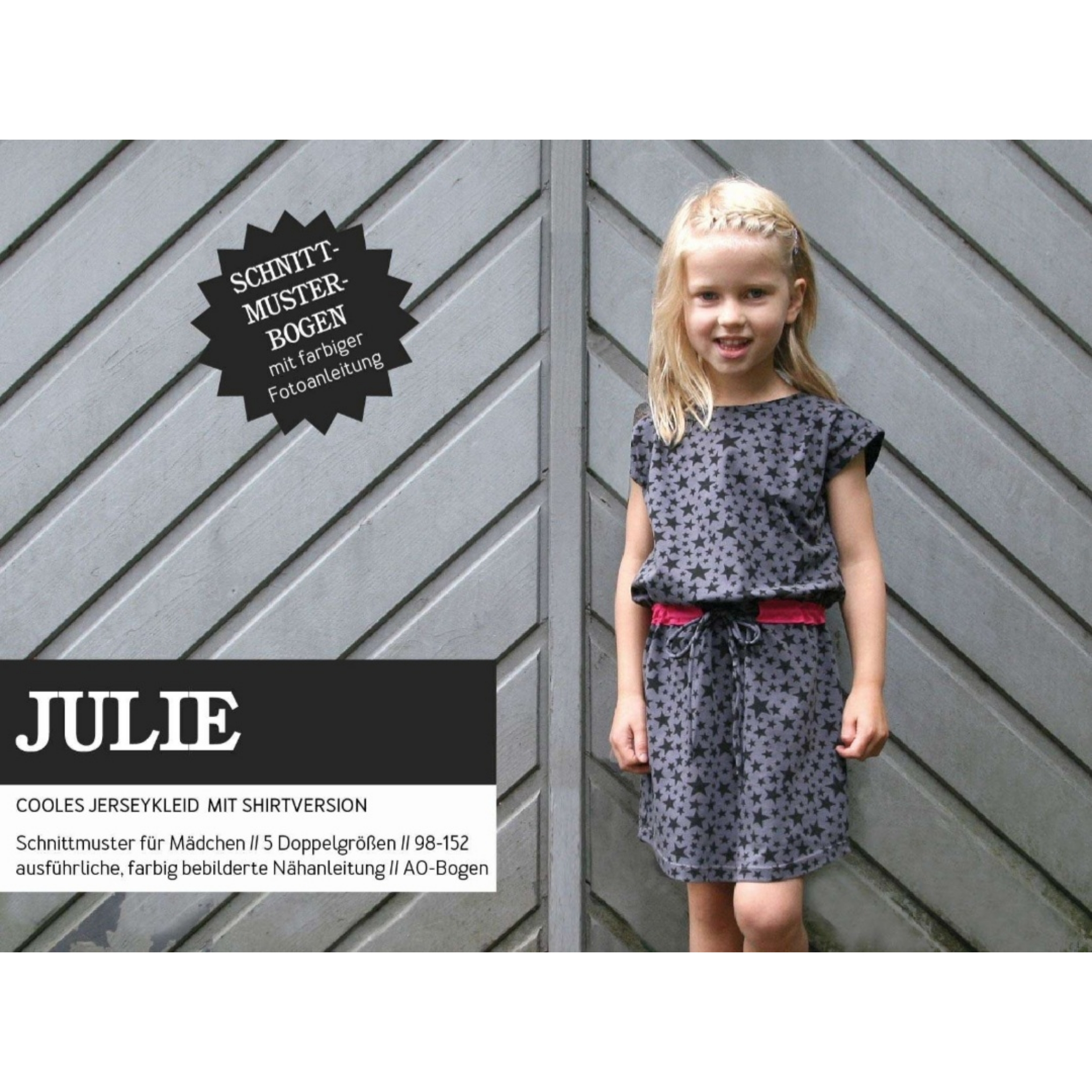 julie schnittmuster studio schnittreif