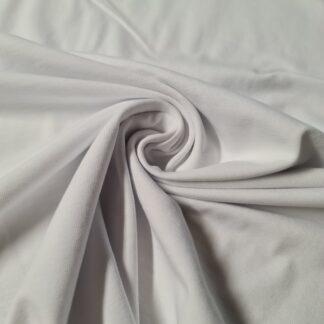 BAUMWOLLJERSEY WHITE