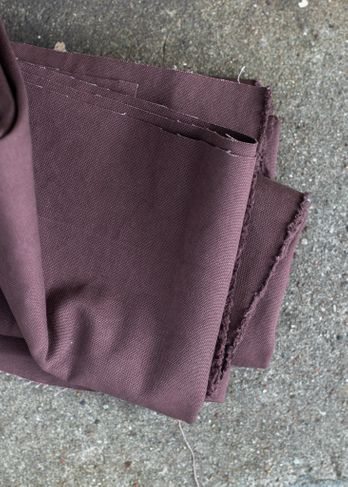 GRAPE heavy washed canvas mind the maker