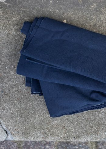 NAVY heavy washed canvas mind the maker