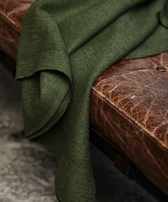 KHAKI woolen mold sweat mind the maker
