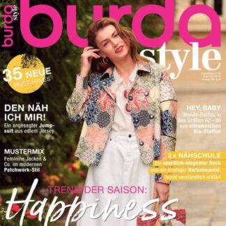 burda style 08/2021
