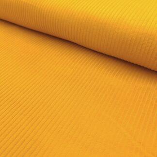 breitcord gelb baumwolle