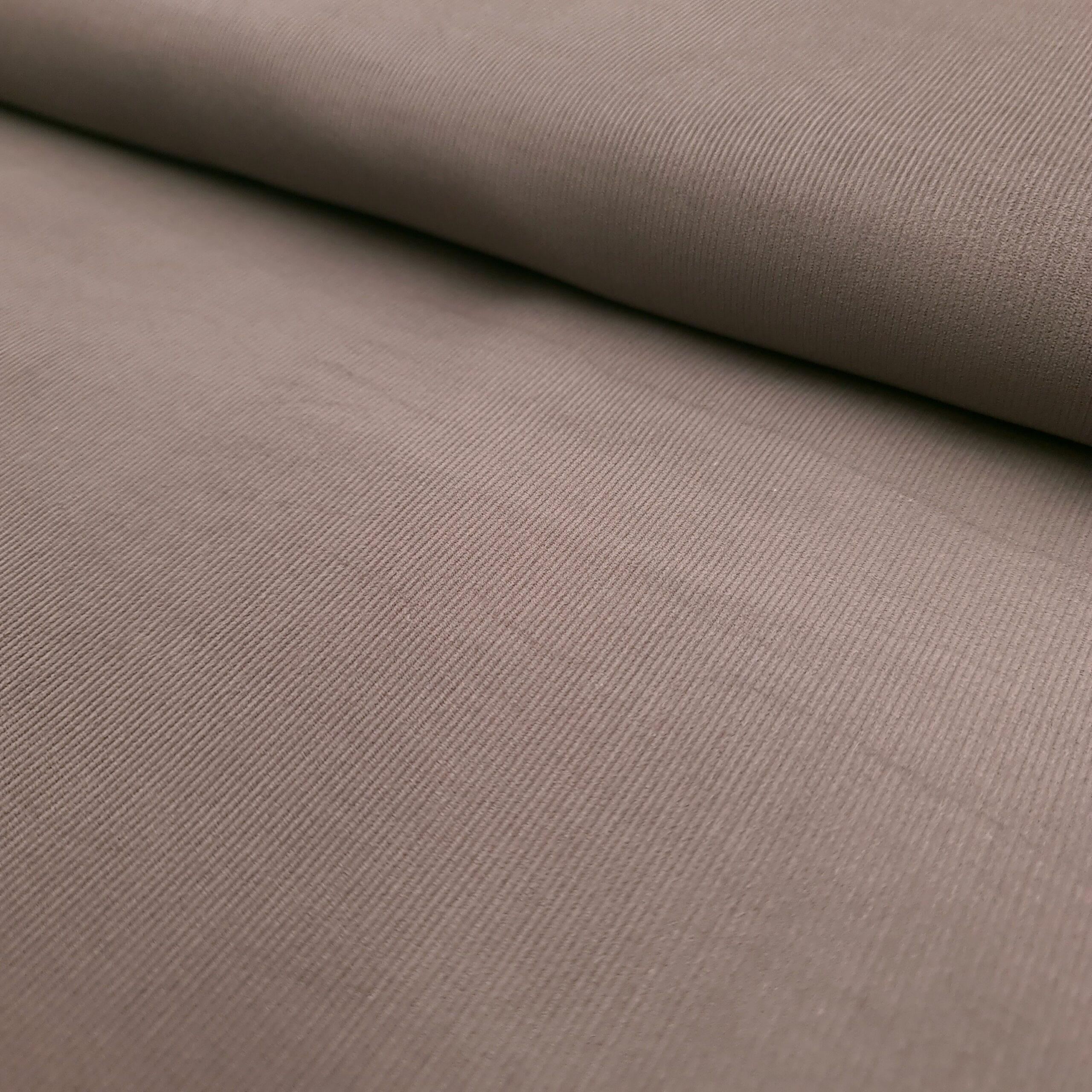 babycord grau baumwolle