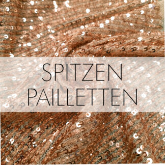 SPITZEN/PAILLETTEN