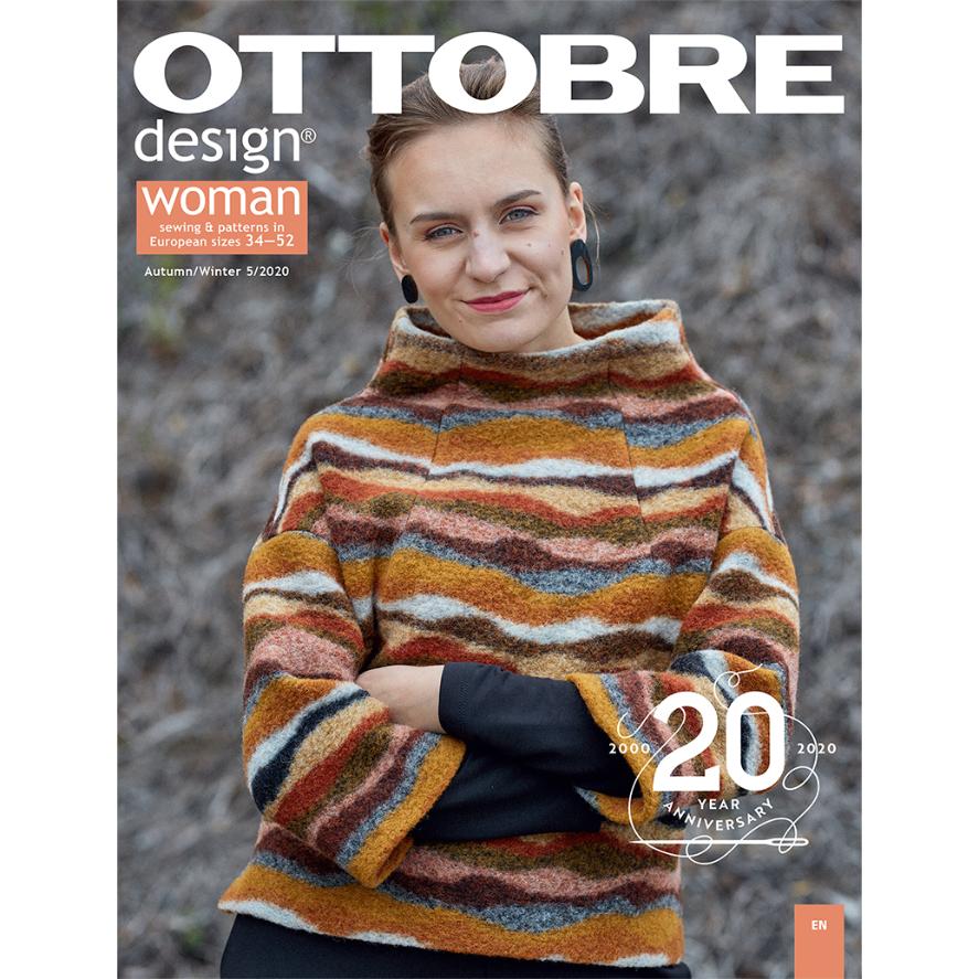 OTTOBRE WOMAN 5/2020 HERBST WINTER