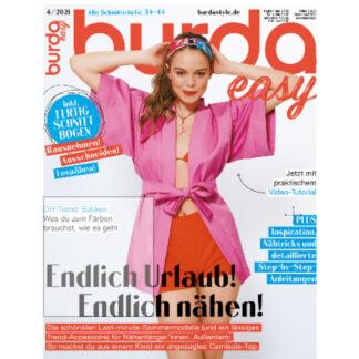 BURDA EASY 4/2021