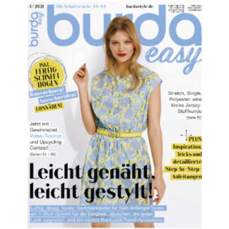 burda easy 3/2021
