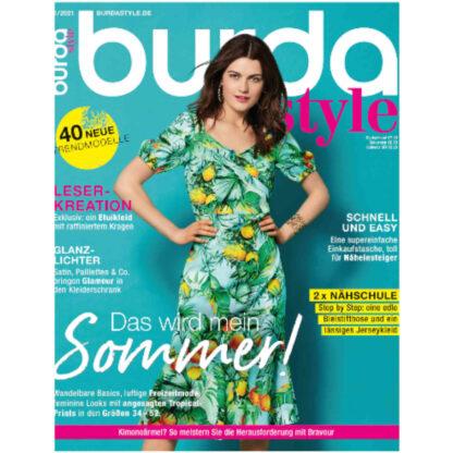 burda style 6/2021