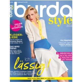 burda style 4/2021