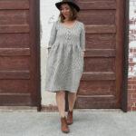 hinterland dress, sew liberated schnittmuster