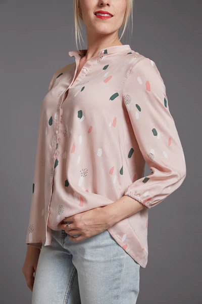 the blouse, schnittmuster, the avid seamstress