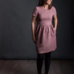 the day dress, schnittmuster, the avid seamstress