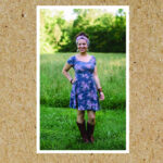 STASIA DRESS AND TOP, SEW LIBERATED SCHNITTMUSTER