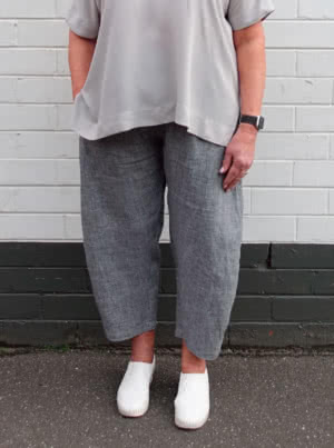 bob woven pant, schnittmuster, style arc